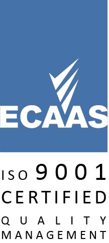 ECAAS ISO 9001 Certified